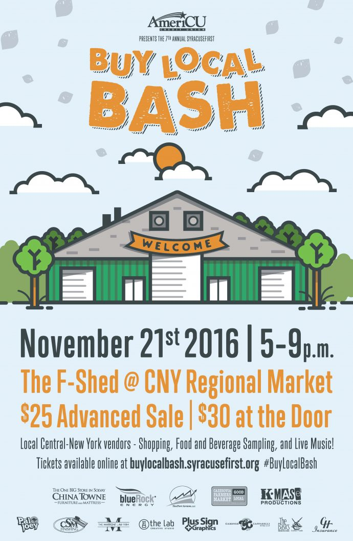 Visit Smock at the 2016 Buy Local Bash