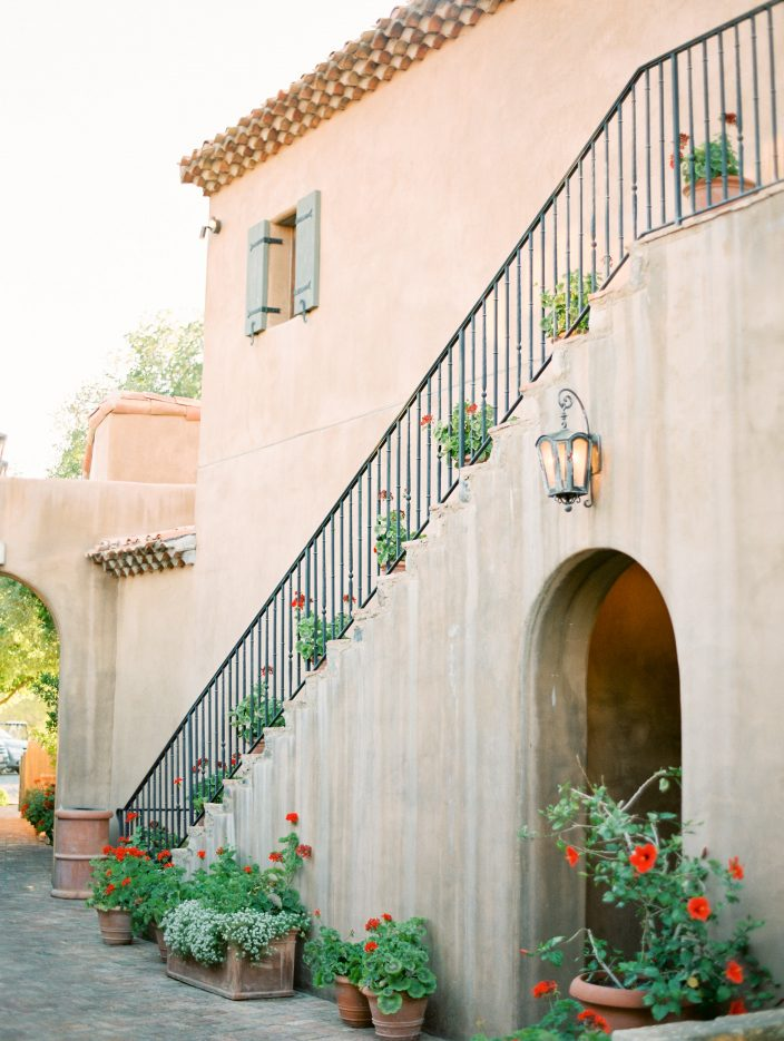 Romantic real wedding at the Silverleaf in Scottsdale, Arizona | Photos by Rachel Solomon Photography