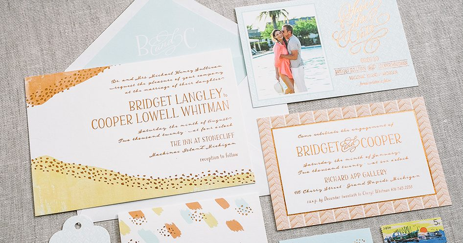 create one of a kind wedding invitations - Paper For Wedding Invitations