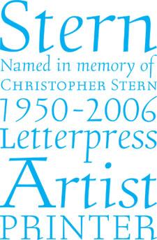 P22: Fond Found Typography - Boxcar Press