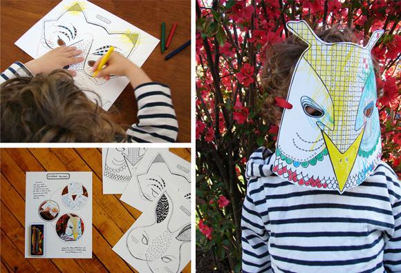 letterpress-mask