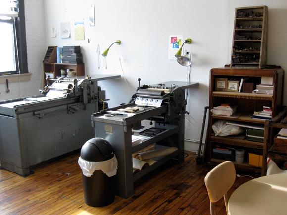 letterpress-studio
