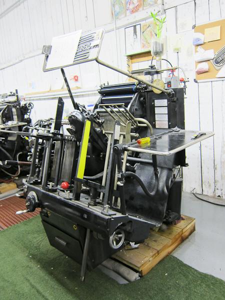 boxcar press letterpress