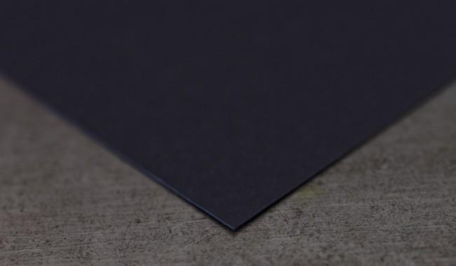 Mohawk Loop Antique Velum 80# Cover - Black