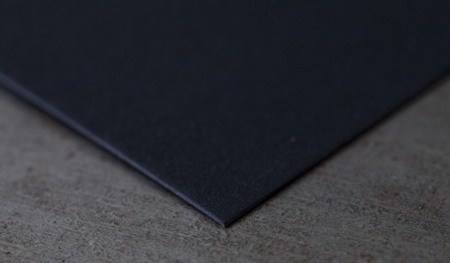 Rising Museum Board 2ply - Black