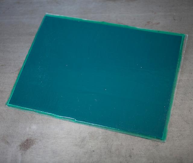 Letterpress Platemaking supplies: Rigid Mounting Rubber
