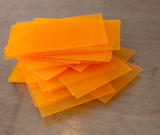 KF152 letterpress plates (unexposed), letterpress supplies ...
