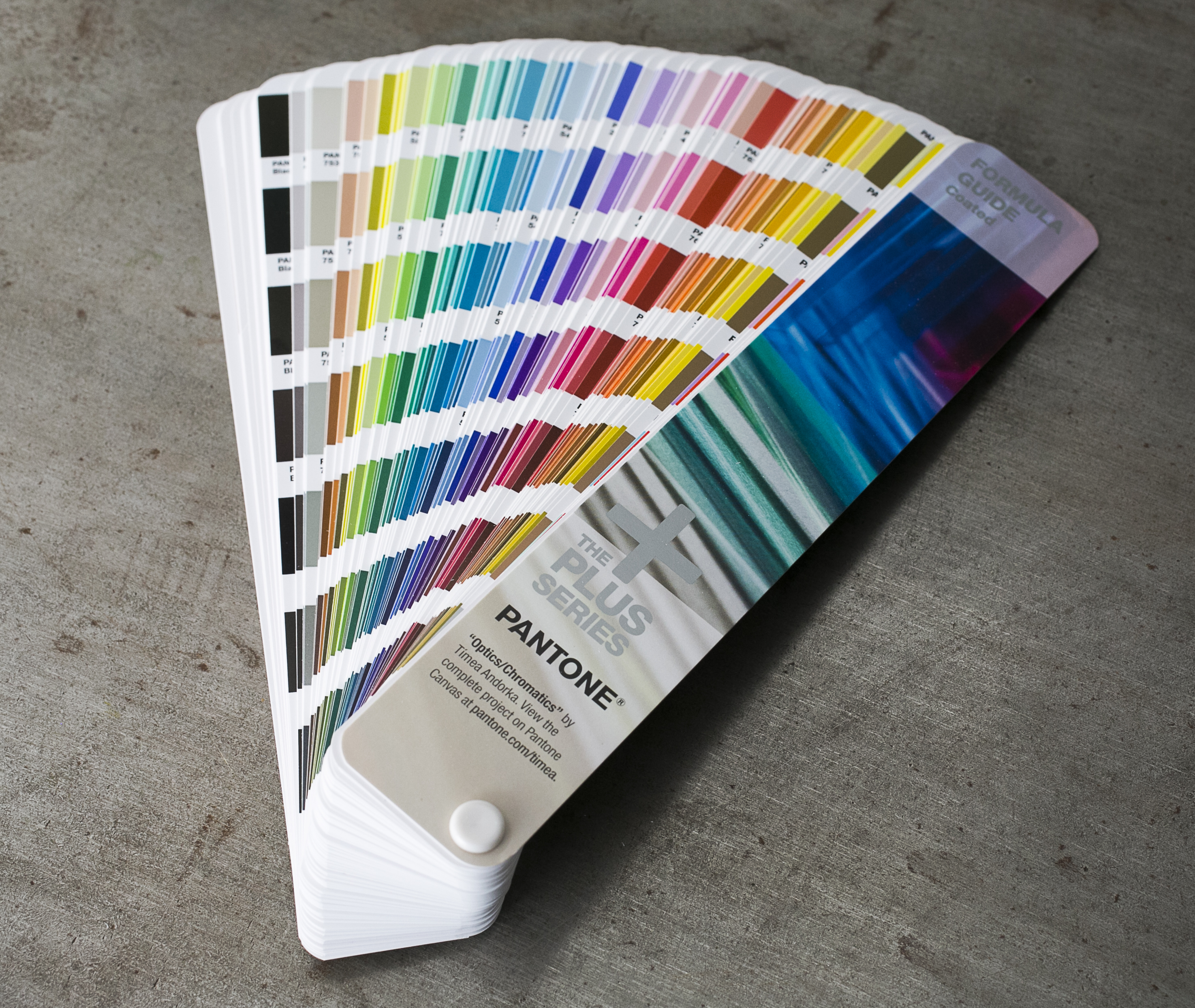 Famoso Letterpress Printing: Pantone Formula Guide Solid Coated and  SR77