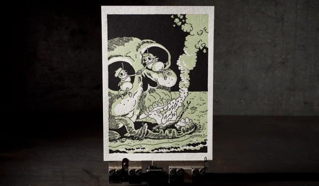 Letterpress Art