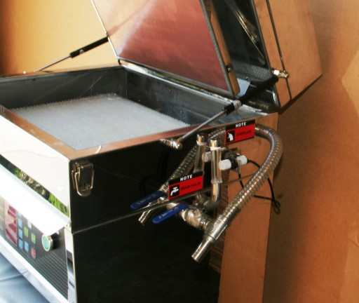 A3 Platemaker Open Side View