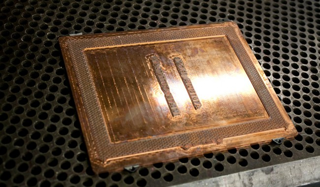 photo of Magnesium plate