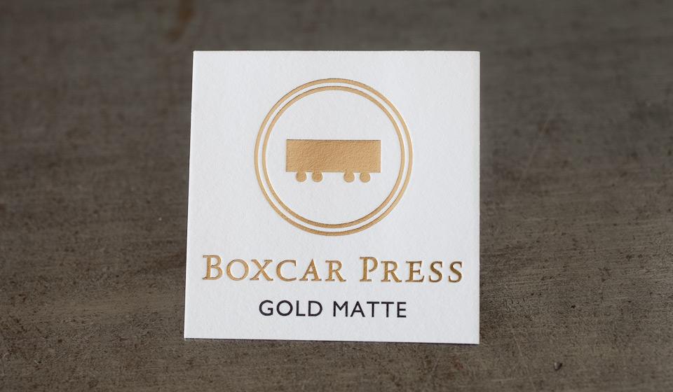 gold-matte