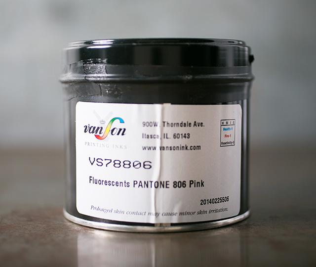 Pantone Pink 806