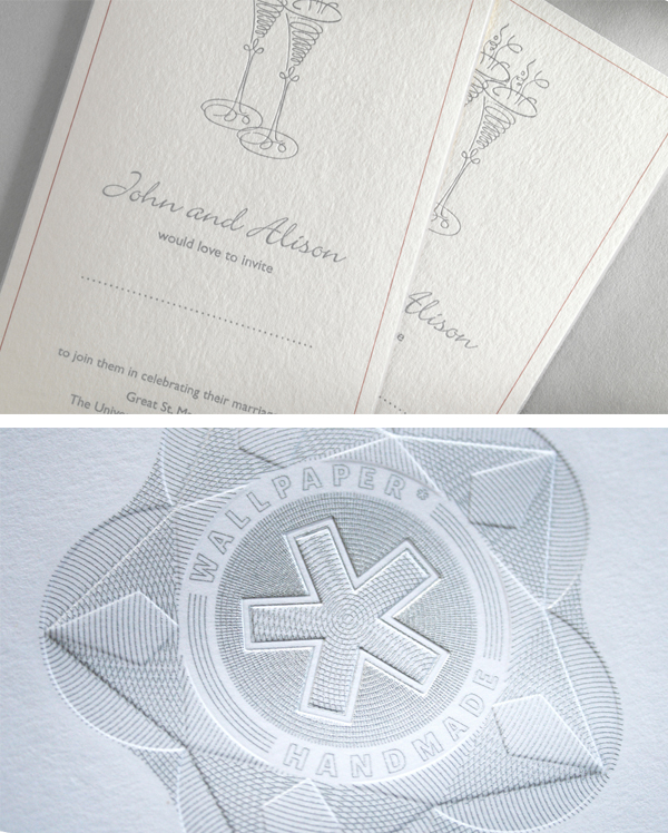 Printing samples by The Baddeley Brothers