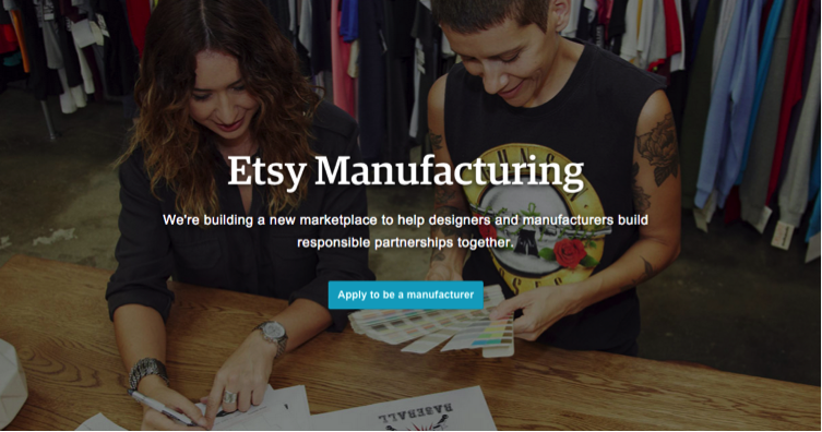 Etsy manufacturing is an exciting new opportunity for letterpress printers