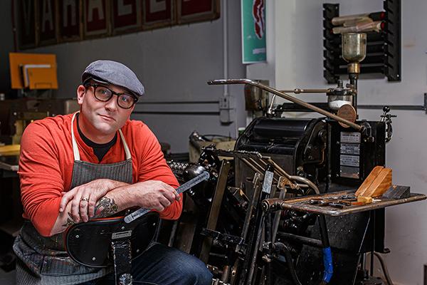 Dan Padovic of Vahalla Studios