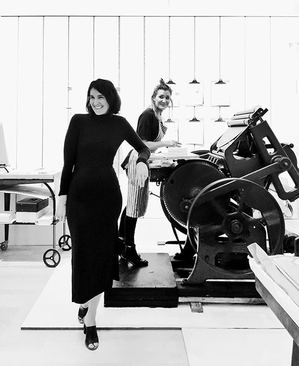 We caught up with LA-based letterpress printer Alissa Bell of Alissa Bell Press about printing passions, flexing the creative muscles, and enjoying letterpress in sunny California.