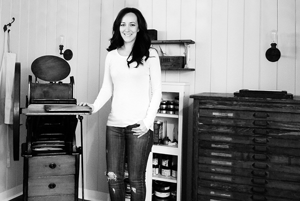 Graphic-designer-turned-letterpress printer Carrie LeGrow of Callidora balances perfect prints and full-time family life.