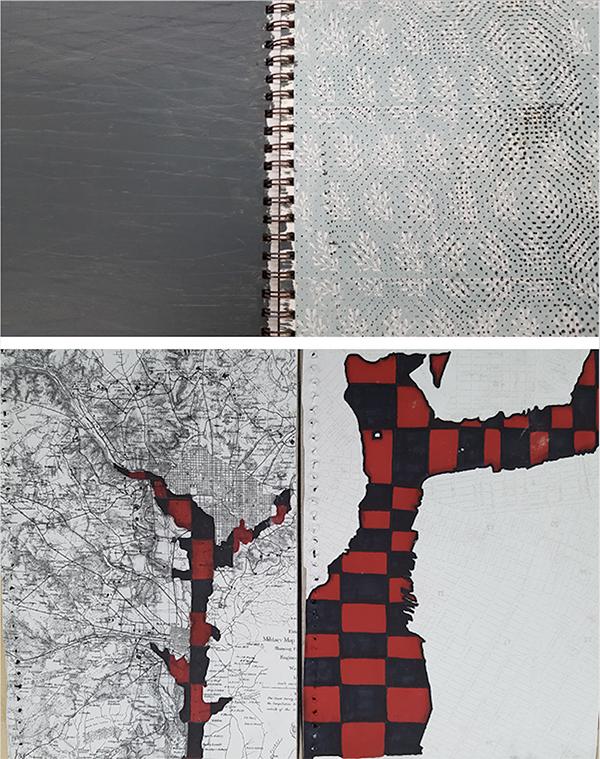 2017 OctoberTeacher Giveaway -art journals