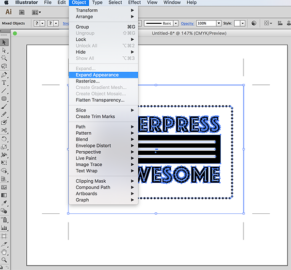 How to Create Crop Marks in Adobe Illustrator.