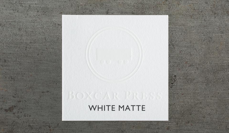 white-matte