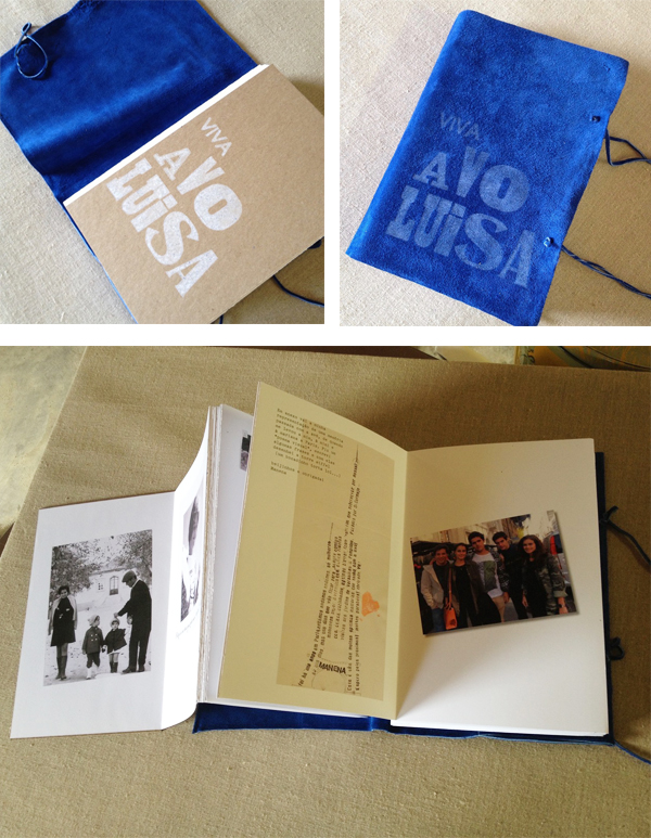 Book arts and fine press printing by letterpress printer, Catalina Rojas of Puro Papel.