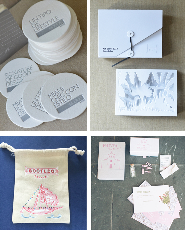Book arts and fine press printing by letterpress printer, Catalina Rojas of Puro Papel.