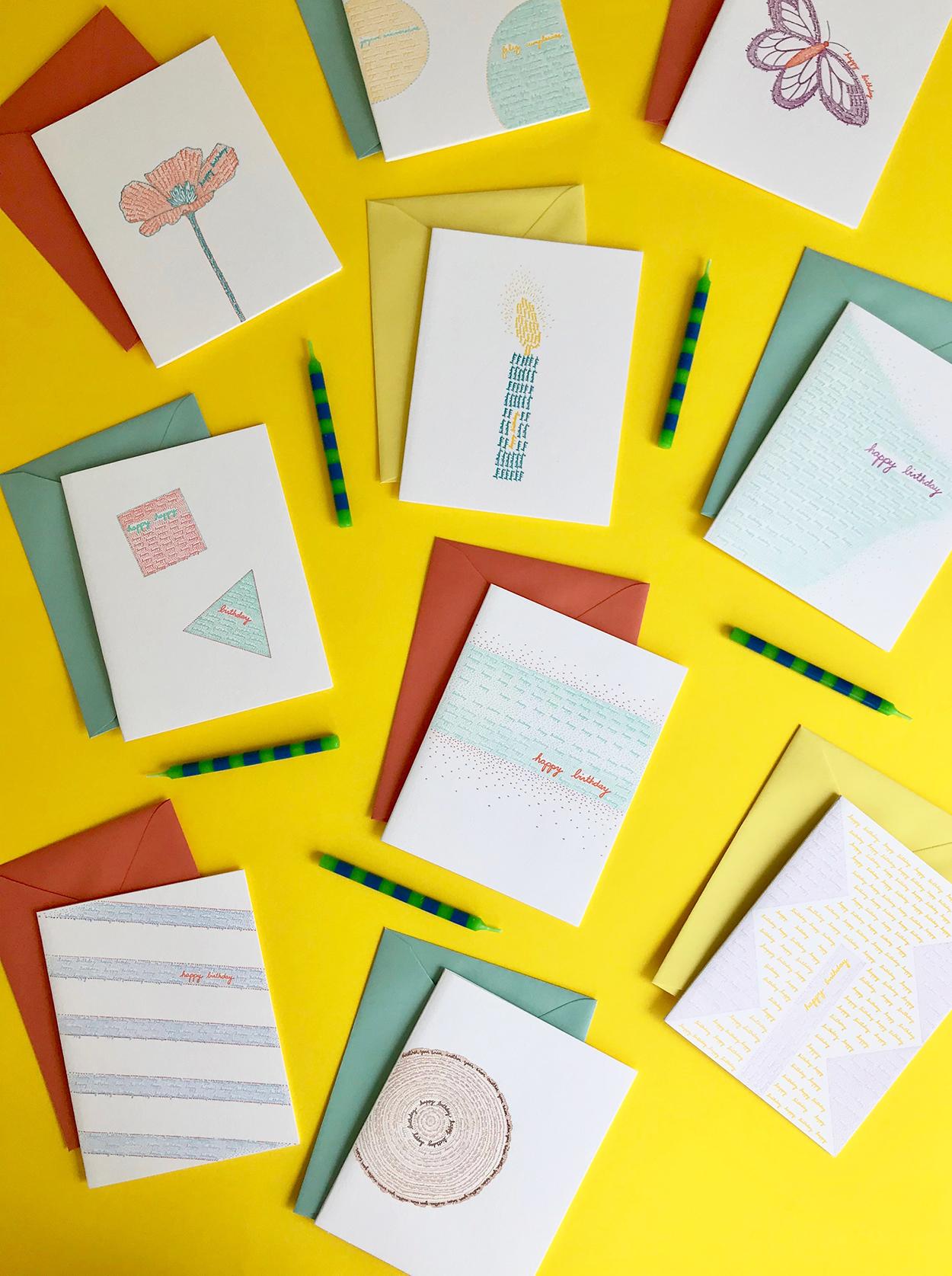 Lauren Rolph letterpress