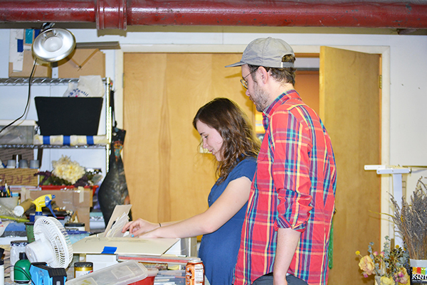 Maddie-studio-visit-artist-studio