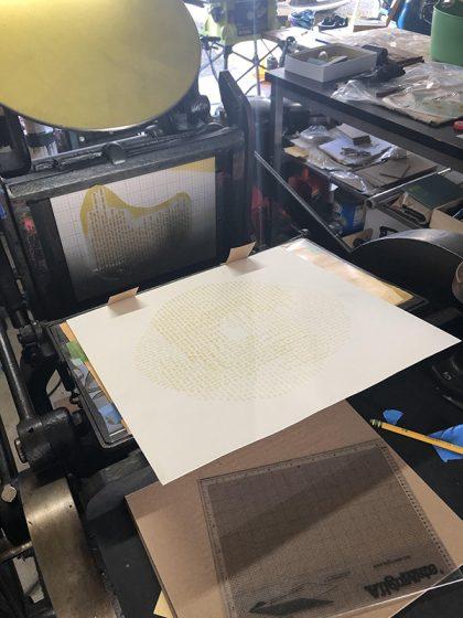 Letterpress Work Archives - Boxcar Press